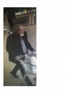 Anyone with information is asked to call 101, quoting crime reference number 2172496.